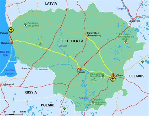 cuisiner com hotel ami com mappemonde europe lituanie