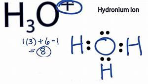 Pics For > Hydrogen Ion Lewis Structure
