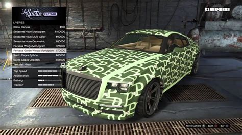 Customizating Enus Windsor Ill Gotten Gains Update