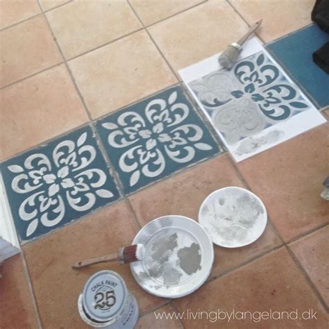 best 20 painting tile floors ideas on