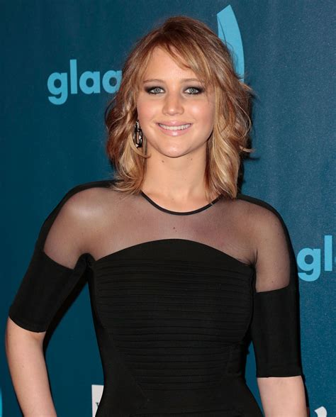 Jennifer Lawrence Introduces President Clinton — And Her ...