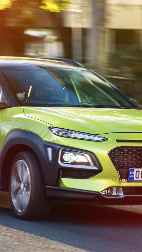 Hyundai Kona 2019 4k Wallpapers by Wallpaper Hyundai Kona Us 2018 Cars 4k Cars Bikes