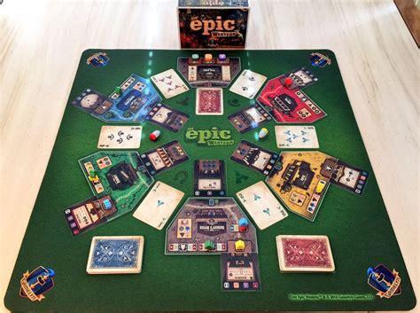 Tiny Epic Series Puts Big Ideas Into 30minute, Pocket
