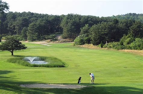 Chequessett Country Club  Cape Cod Golf Package