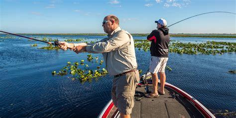 fishing lake florida kissimmee freshwater boating central guide toho