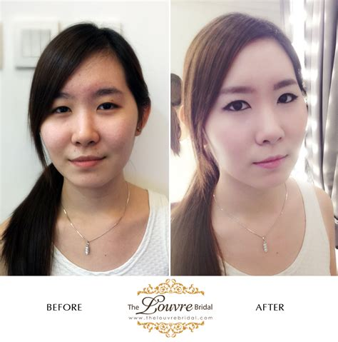 First Korean Bridal Makeup By Koreans In Singapore