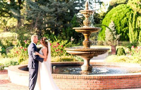 Memphis Botanic Garden West Tennessee Weddings Wedding