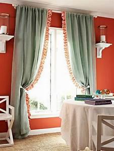 Kräuselband Vorhang Wie Aufhängen : gardinen n hen einige sch ne ideen und viel spa mit gardinen ~ Markanthonyermac.com Haus und Dekorationen