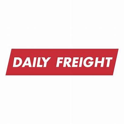 Daily Freight Transparent Logos