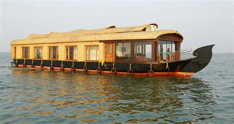Kerala Boat House Alleppey by Houseboats Tours Kerala Houseboats Packages Kerala