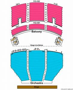 Dayton Schuster Center Seating Chart Santa Barbara Tickets Seating Chart Victoria Theatre