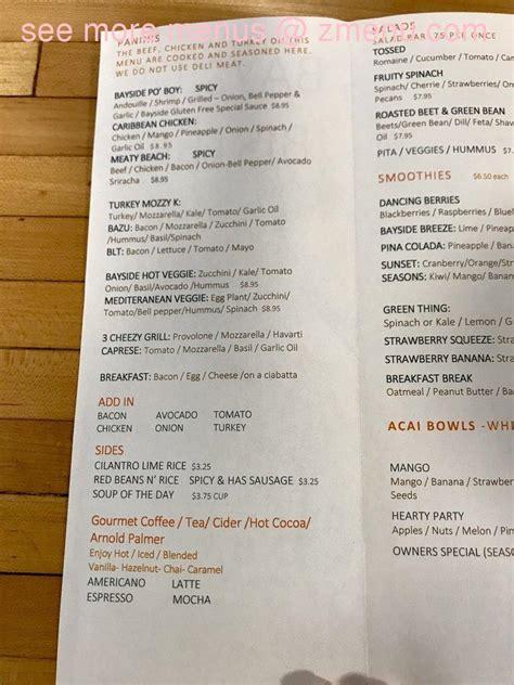 Последние твиты от atomic coffee bar (@atomiccoffee_). Online Menu of Bayside Bistro Restaurant, Davenport, Iowa ...