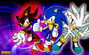 All Sonic Characters Wallpaper | www.pixshark.com - Images ...