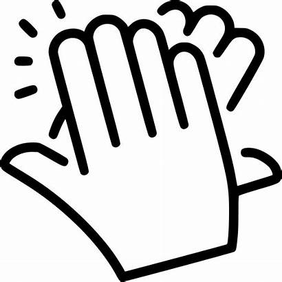 Clap Icon Clipart Applause Icons Clapping Hands