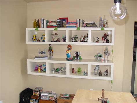 Floating Shelves For Toys-google Search