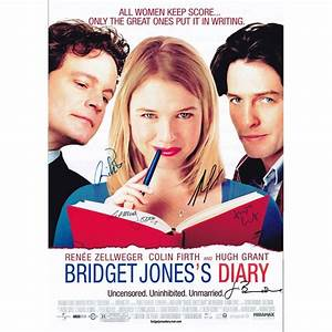 Bridget Jones's Diary (2001) - Go Autographs