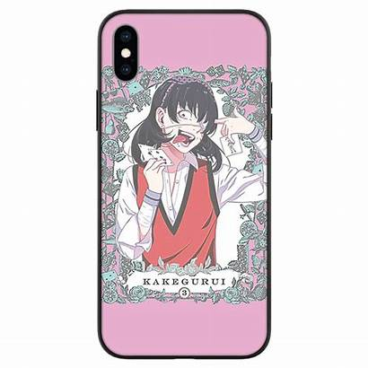 Midari Kakegurui Phone Case Anime Led Samsung