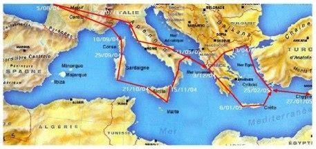 Carte Du Monde Grece Crete by Carte Chypre Et Crete 187 Carte Du Monde