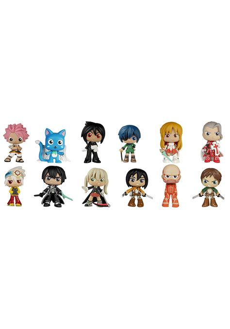 anime blind box mystery minis anime collection blind box figure
