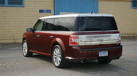 Flex Ford 2015 by 2015 Ford Flex Limited Ecoboost Review Roadshow