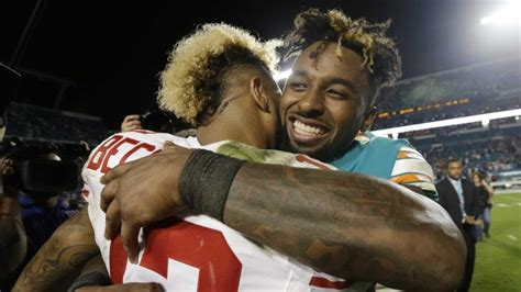 Jarvis Landry To Be Best Man For Beckham's Wedding To