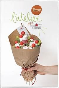 atelier etsy de noel bonbon bouquet de bonbon et idee With affiche chambre bébé avec bouquet fleurs et bonbons