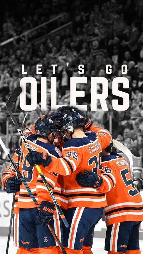 Nhl Mobile by Oilers Desktop And Mobile Wallpapers Edmonton Oilers