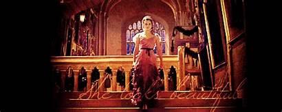 Hermione Yule Ball Granger Entrance Harry Potter