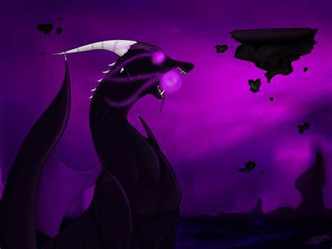 Enderdragon By Thejesterinthemoon On Deviantart