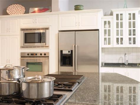 What To Do With White Kitchen Cabinets by What To Consider When Selecting Countertops Hgtv