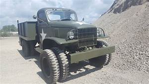 Restored 1944 Chevrolet G506 Military Truck For Sale