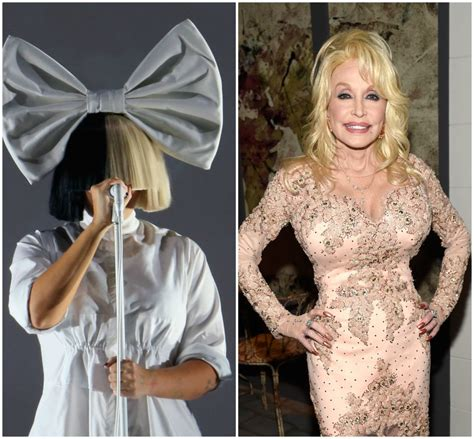 "Hear Dolly Parton And Sia's ""here I Am"" Duet From ""dumplin"