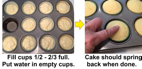 how do you bake cupcakes lemon zinger cupcakes girls on food