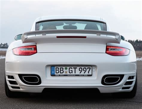 Techart 2018 Porsche 911 Turbo Photo 5 8155