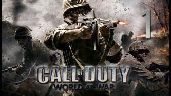 Call Of Duty World At War  En Español  Capítulo 1