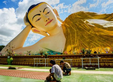 Myanmar Tours To Visit Mysterious Golden Lands In Yangon