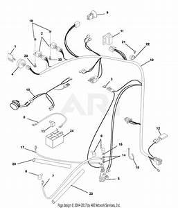 Craftsman Lawn Mower Carburetor Linkage Diagram