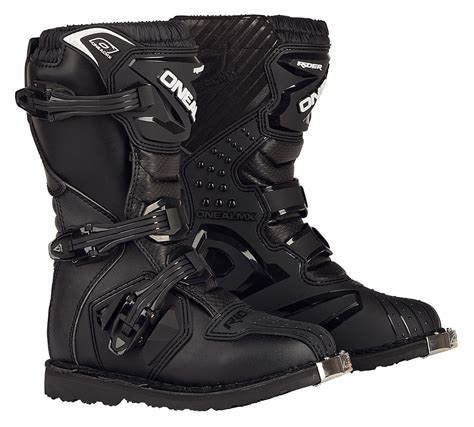 o neal motocross boots o neal youth rider boots revzilla
