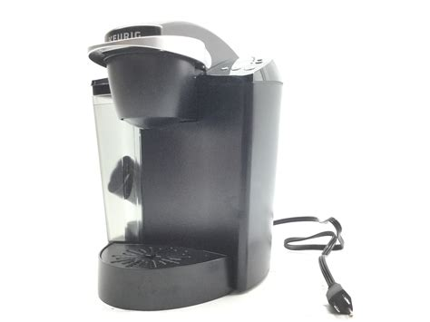 To start with, the coffee maker comes with one of the largest tanks. Keurig K-Classic Coffee Maker, Single Serve K-Cup Pod Coffee Brewer, 6 to 10 oz. 764931588654   eBay