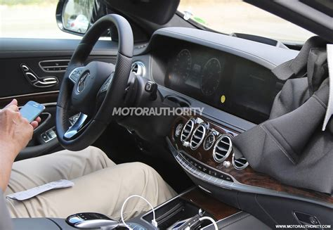 refreshed  mercedes  class spied mbworldorg forums