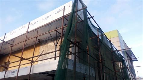 wall cladding alucobond aluminium composite panels