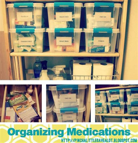 Medicine Closet Organization Ideas by This Is An Awesome Idea For My Medicine Cabinet