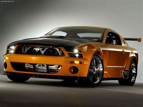 Ford Mustang Hd Wallpaper Set 4
