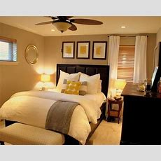 Small And Cozy Master Bedroom  Bedrooms Pinterest