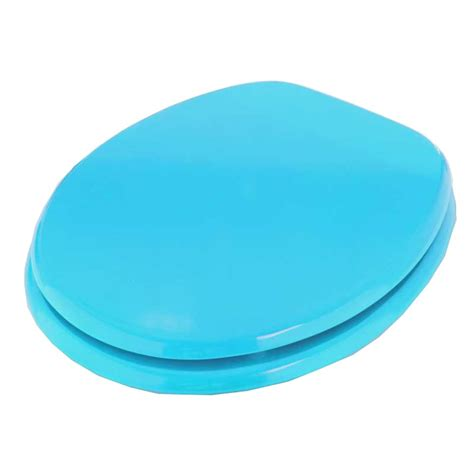 accessoires wc turquoise abattant wc luxe turquoise