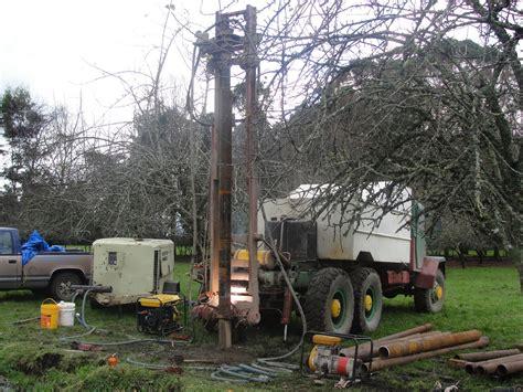 perforadoras de pozos de agua  todo su mundillo enero