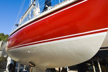 Boat Hull Steps by How To Paint A Boat Hull Doityourself