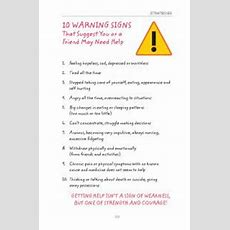 Teen Depression Worksheets  How Does That Make You Feel?  Pinterest  Depression, Signs And Felt