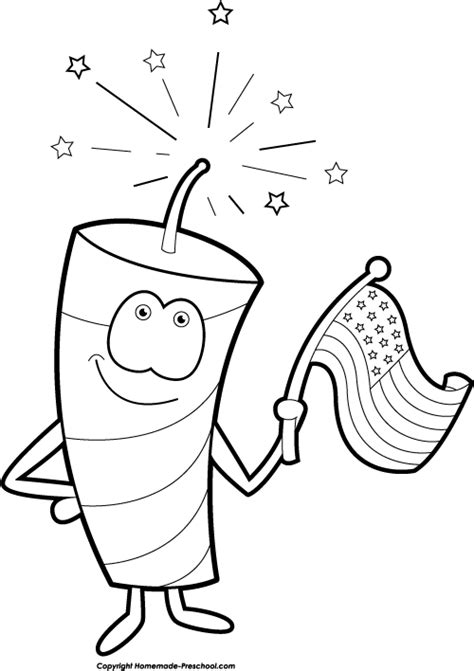 firework clipart black and white free fireworks clipart