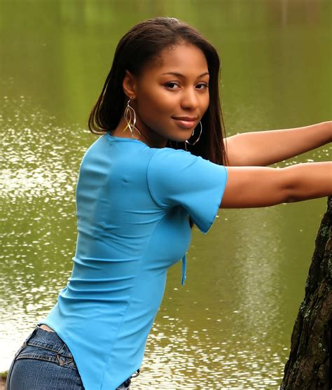 Girl Beautiful Free Stock Photo A Beautiful African